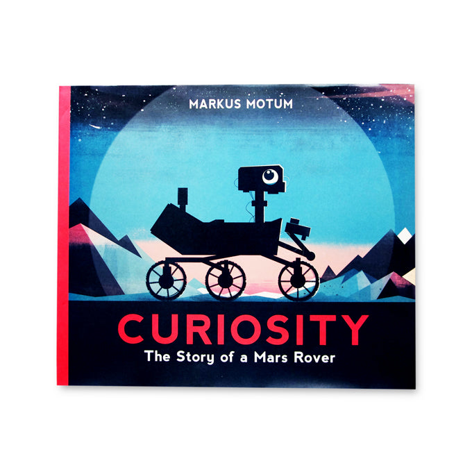 Curiosity: The Story of Mars Rover - Me Books Asia Store