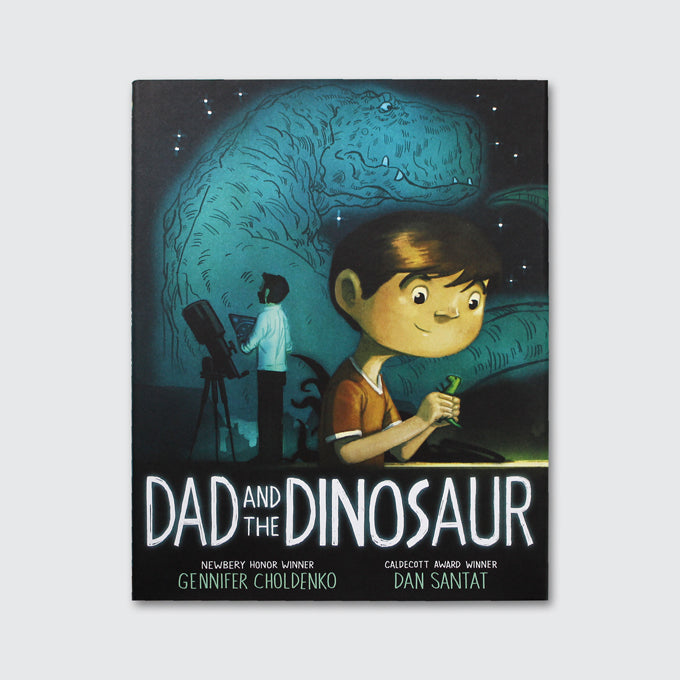 Dad and the Dinosaur - Me Books Asia Store