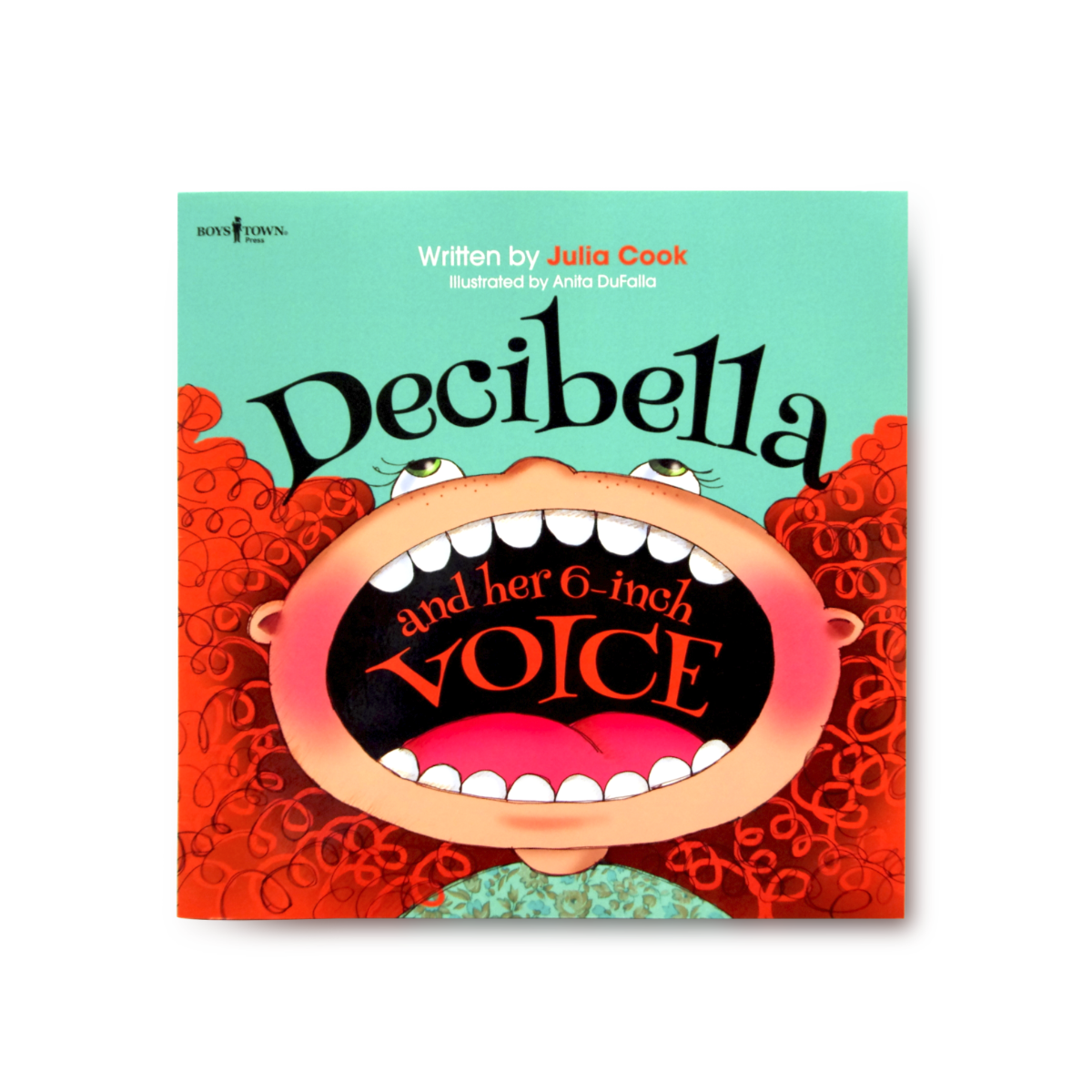 Decibella and Her 6-Inch Voice - Me Books Asia Store