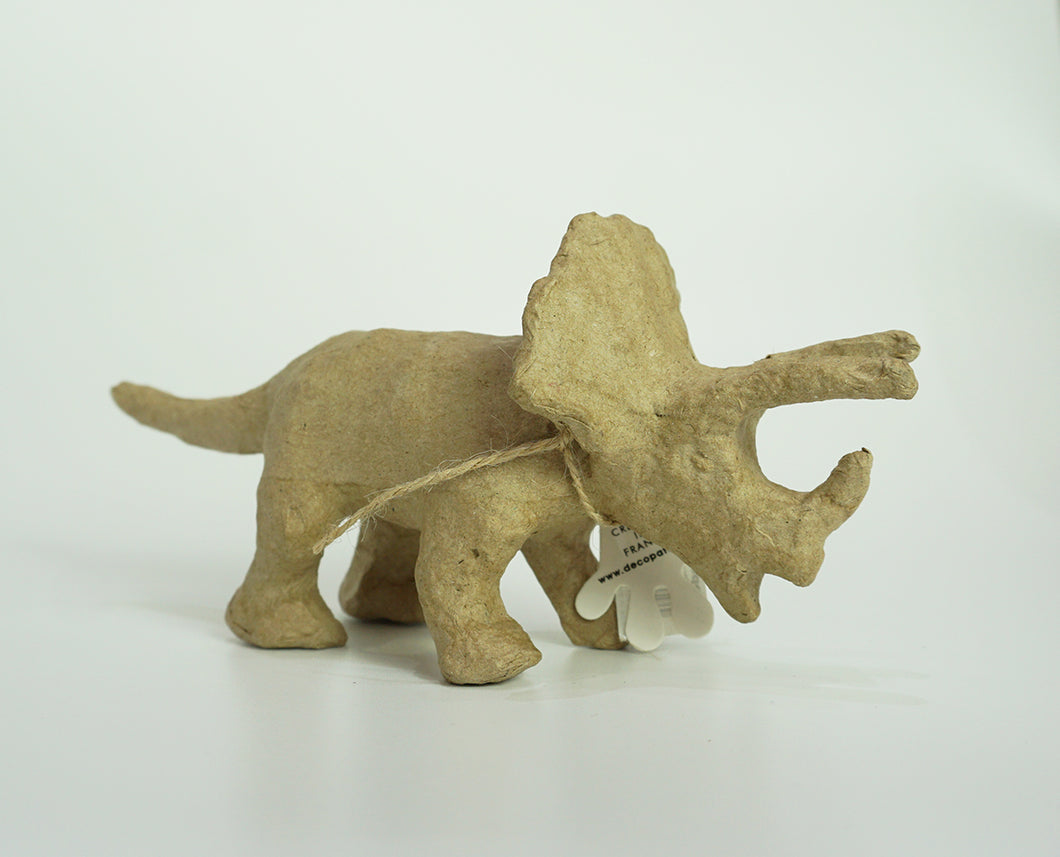 Decopatch Pulp Small Triceratops - Me Books Asia Store