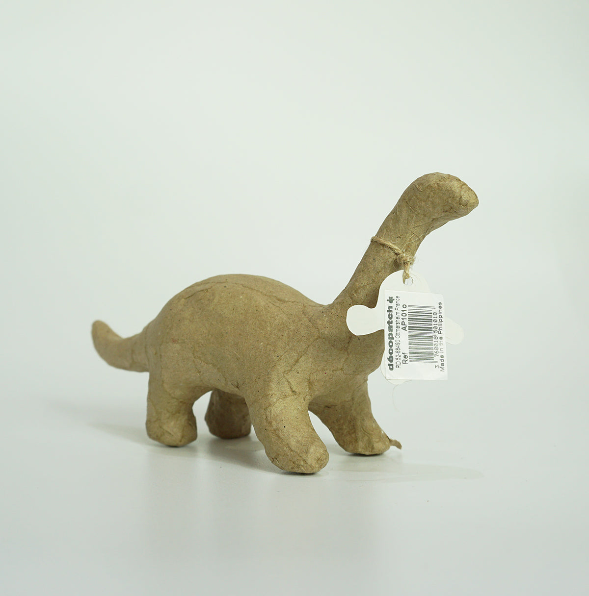 Decopatch Pulp Small Brontosaurus - Me Books Asia Store