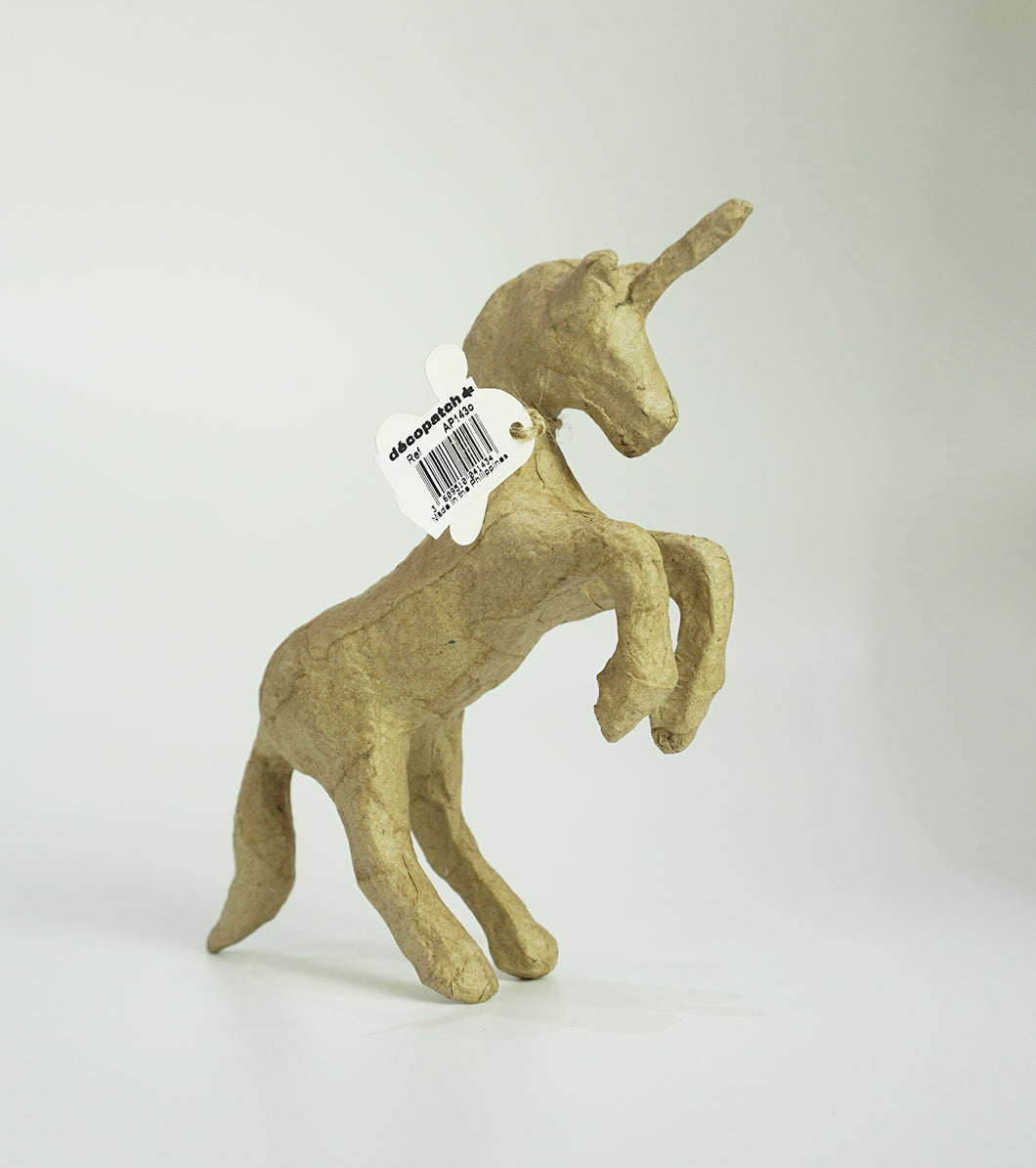 Decopatch Pulp Small Unicorn - Me Books Asia Store