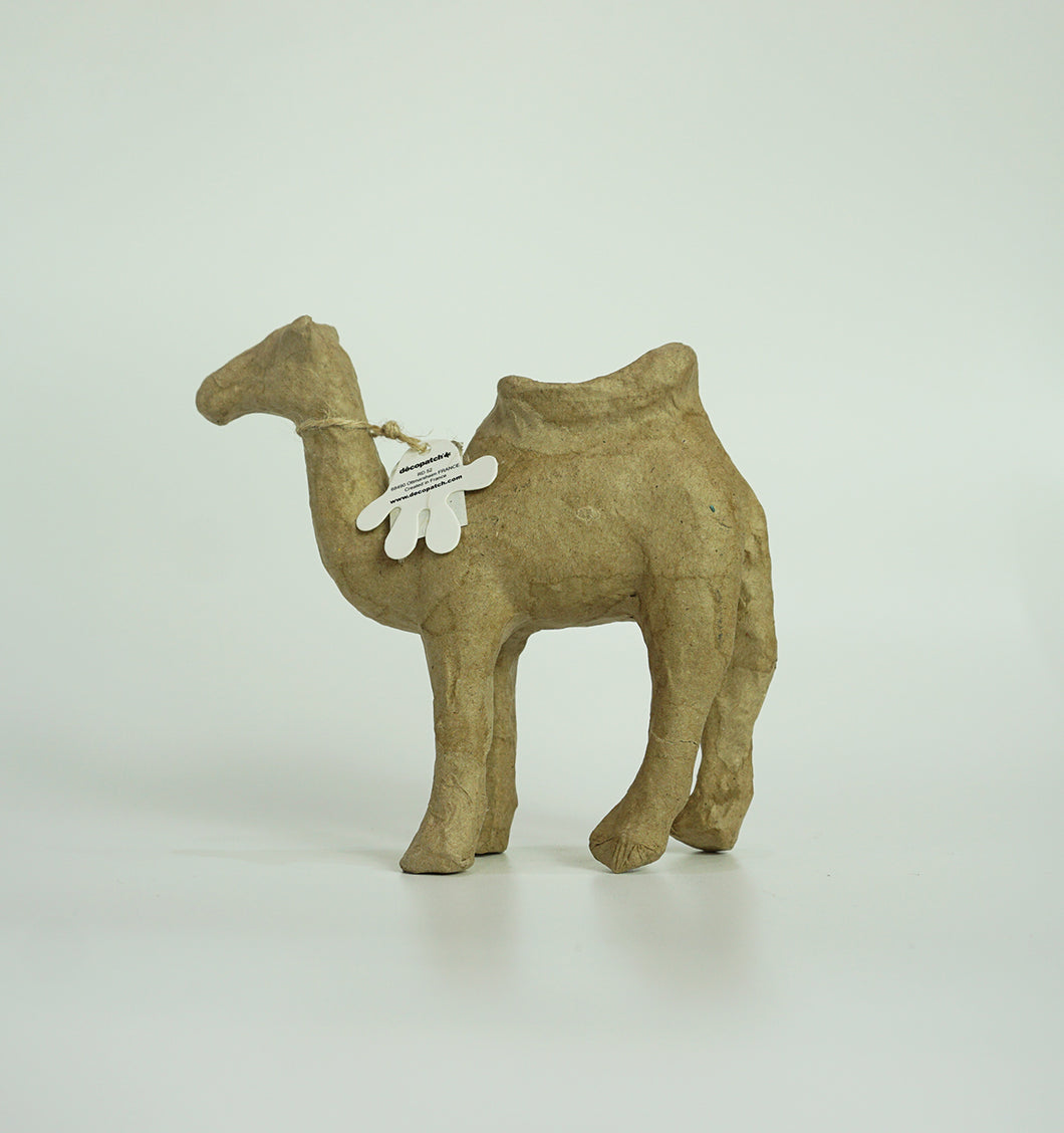 Decopatch Pulp Small Camel With Saddle - Me Books Asia Store