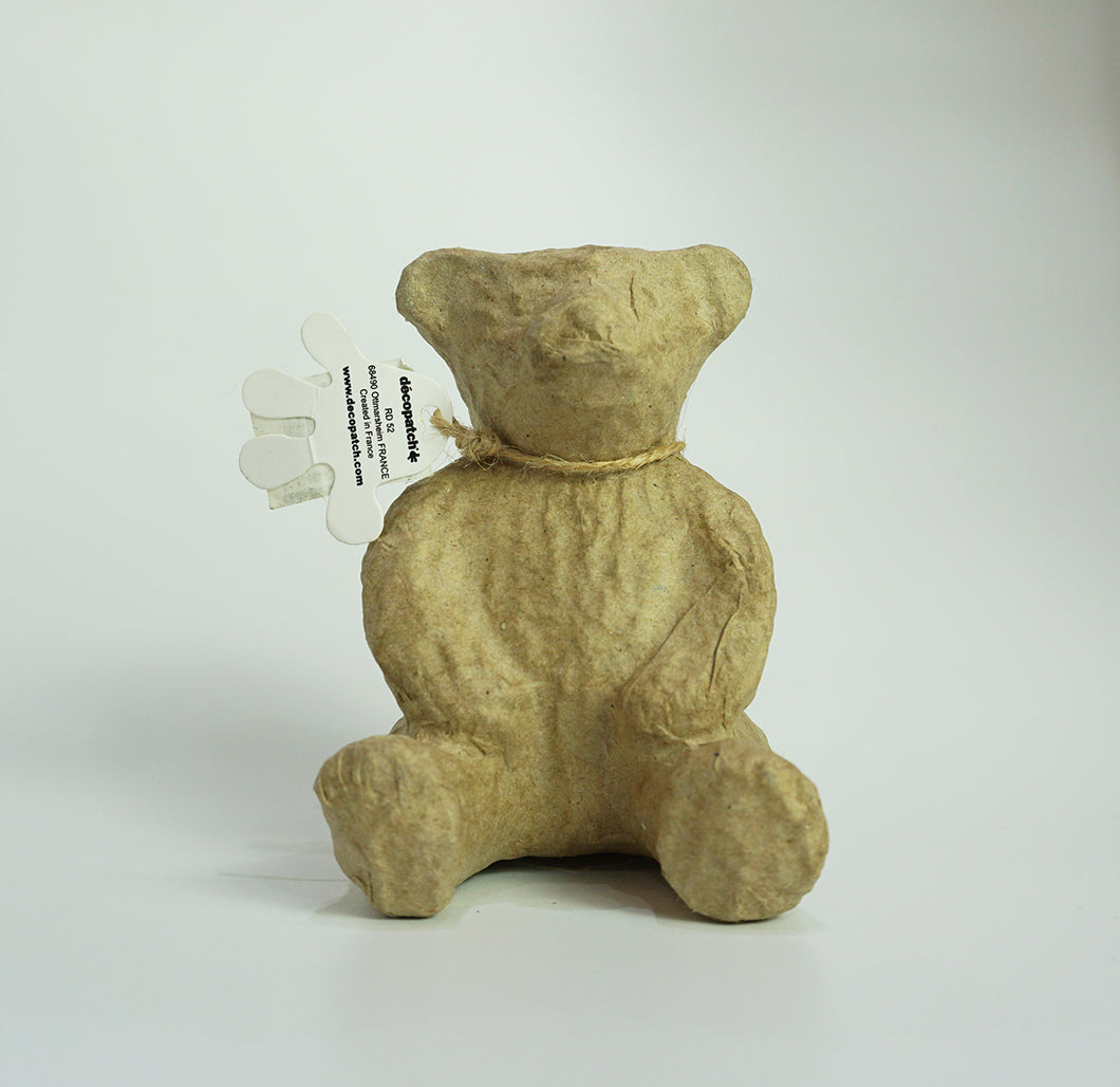 Decopatch Pulp Small Teddy Bear - Me Books Asia Store