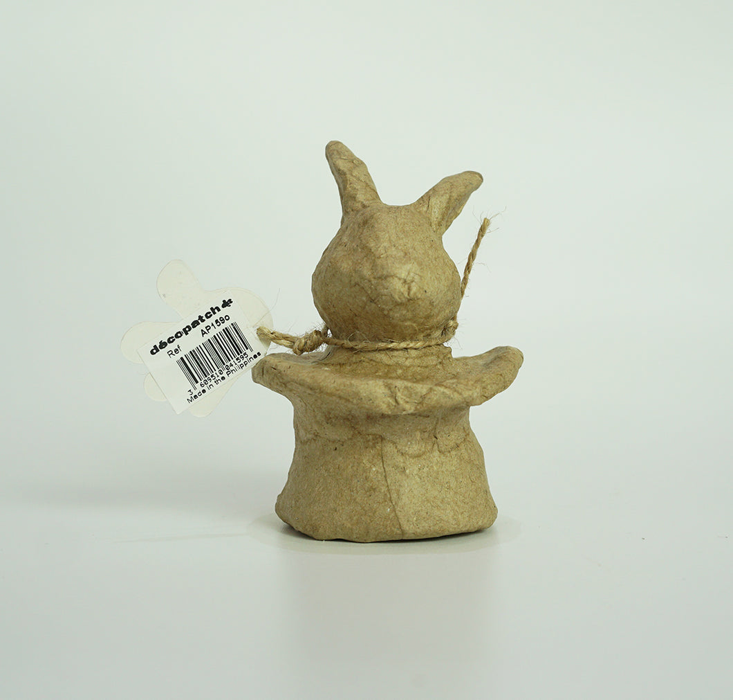 Decopatch Pulp Small Rabbit in Hat - Me Books Asia Store