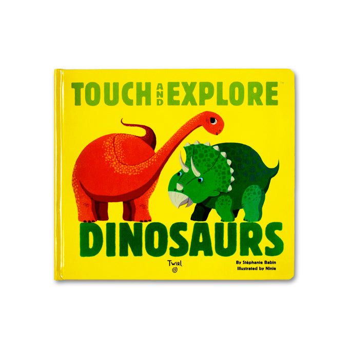 Dinosaurs: Touch and Explore - Me Books Asia Store