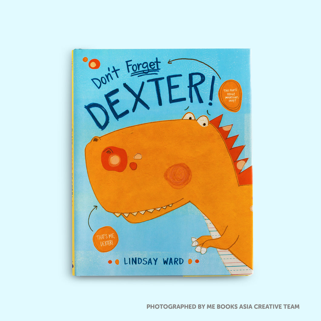 Don't Forget Dexter! - Me Books Asia Store