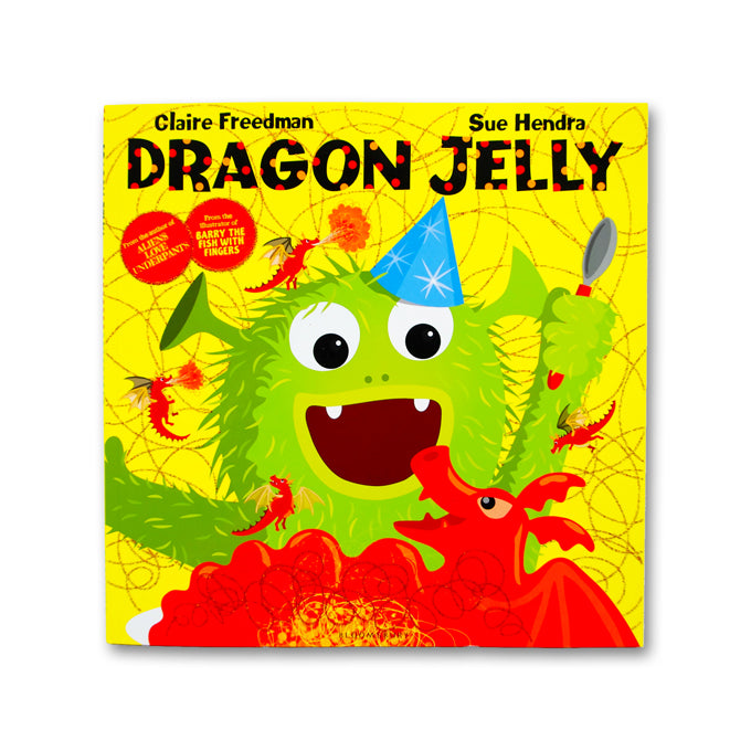 Dragon Jelly - Me Books Asia Store