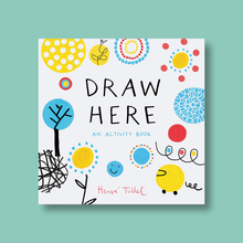 Draw Here: An Activity Book - Me Books Store