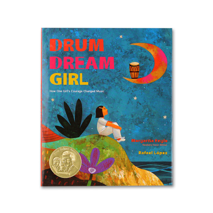 Drum Dream Girl: How One Girl's Courage Changed Music - Me Books Asia Store
