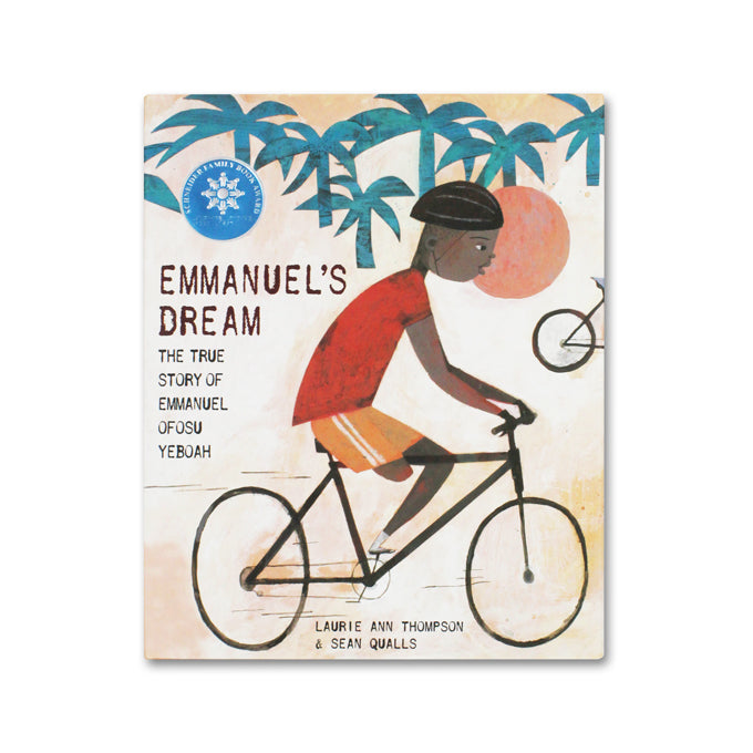 Emmanuel's Dream: The True Story of Emmanuel Ofosu Yeboah  - Me Books Asia Store