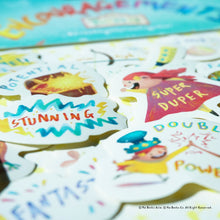 Me Books Theatre Stickers: Encouragements - Me Books Asia Store