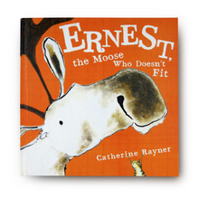 Ernest, the Moose Who Doesn't Fit - Me Books Asia Store