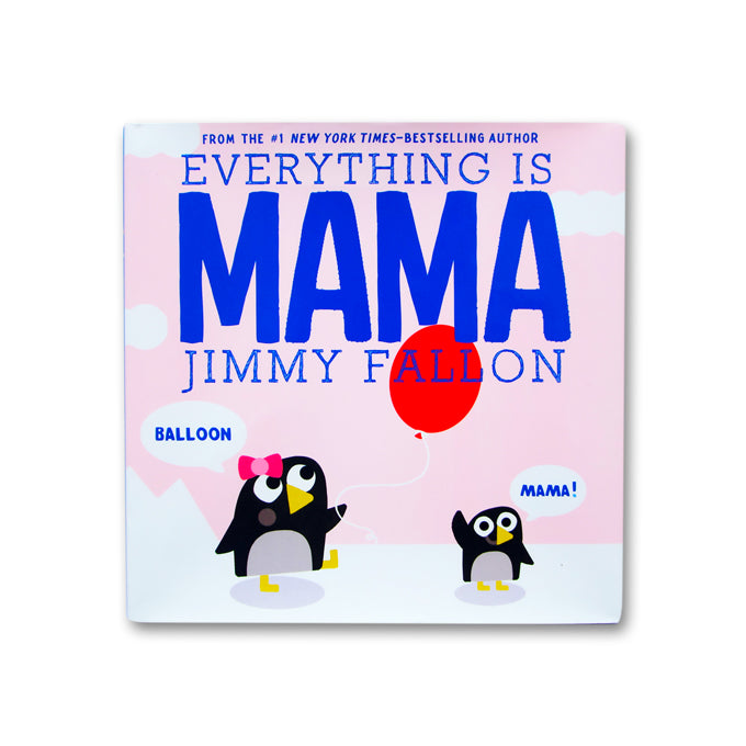 Everything is MAMA - Me Books Asia Store