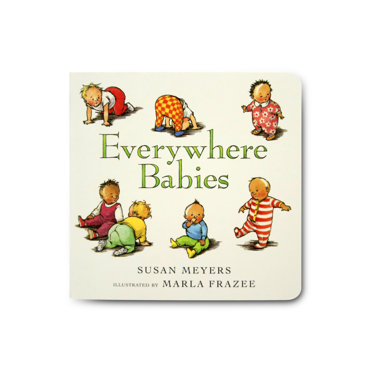 Everywhere Babies - Me Books Asia Store