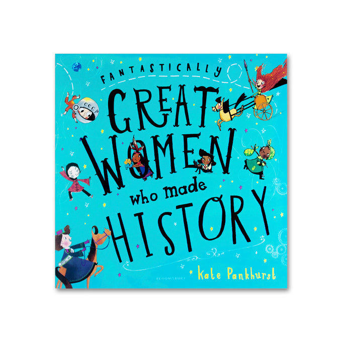 Fantastically Great Women who Made History - Me Books Asia Store