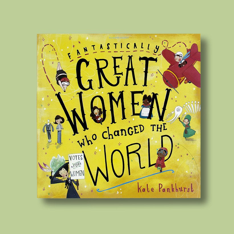 Fantastically Great Women who Changed the World - Me Books Asia Store