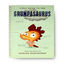 Field Guide to the Grumpasaurus - Me Books Asia Store