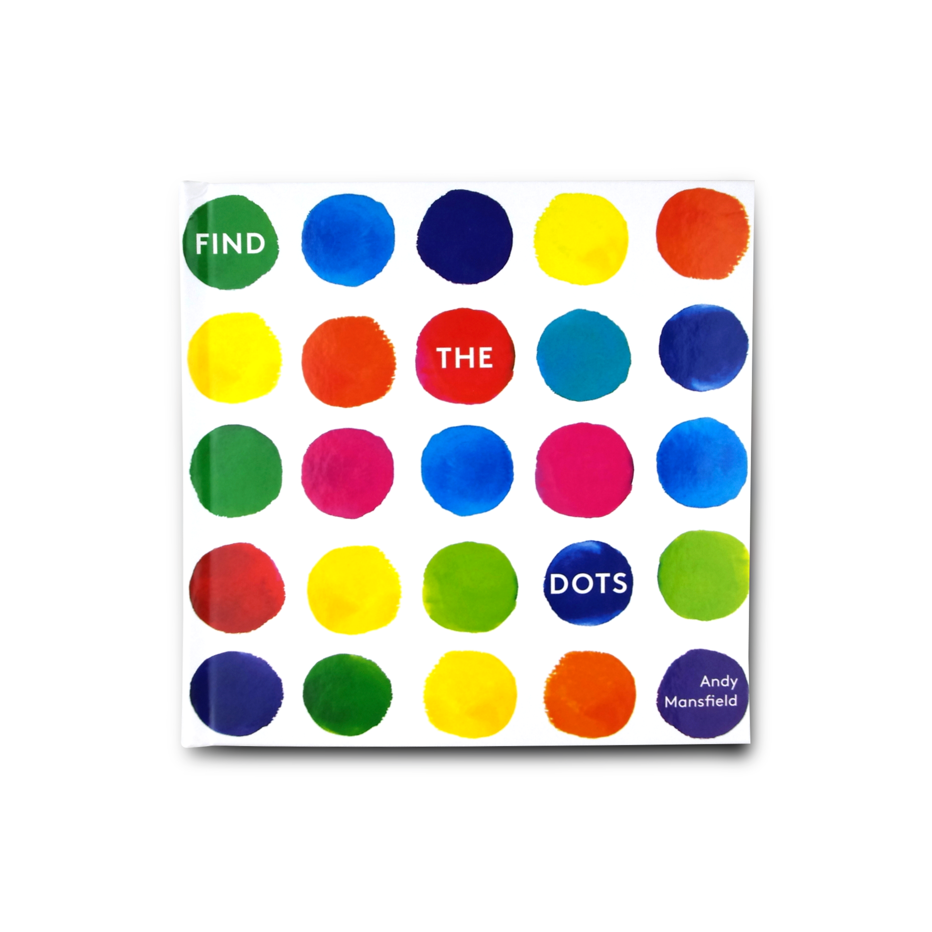 Find the Dots - Me Books Asia Store