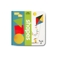 Fold-A-Flap - Shapes - Me Books Asia Store