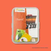 Avenue Mandarine Card Games Fourmill - Me Books Store