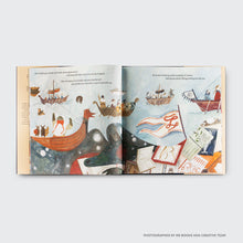 Franklin's Flying Bookshop Inner Spread 2 | Me Books Store