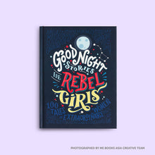Good Night Stories for Rebel Girls: 100 Tales of Extraordinary Women - Me Books Asia Store