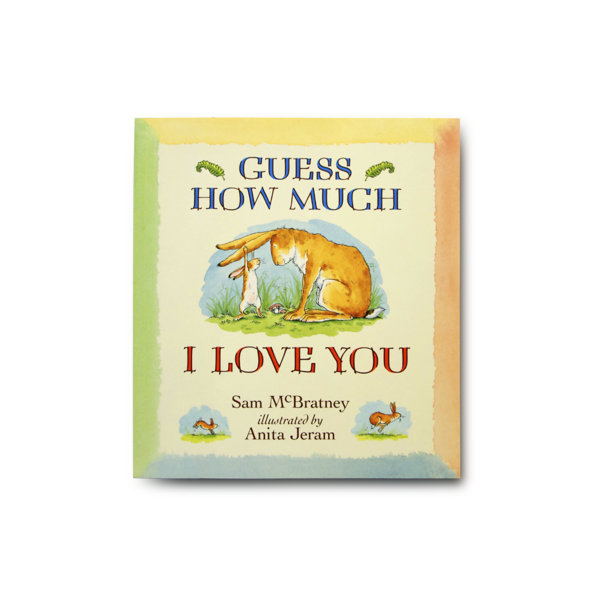 Guess How Much I Love You - Me Books Asia Store
