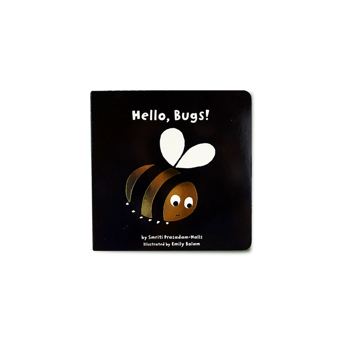 Hello, Bugs! (Black and White Sparklers) - Me Books Asia Store