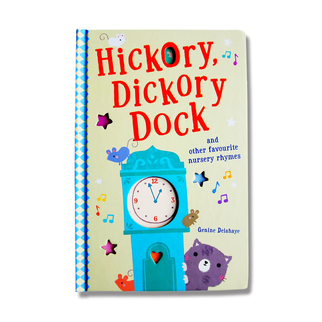 Hickory Dickory Dock and Other Favourite Nursery Rhymes - Me Books Asia Store