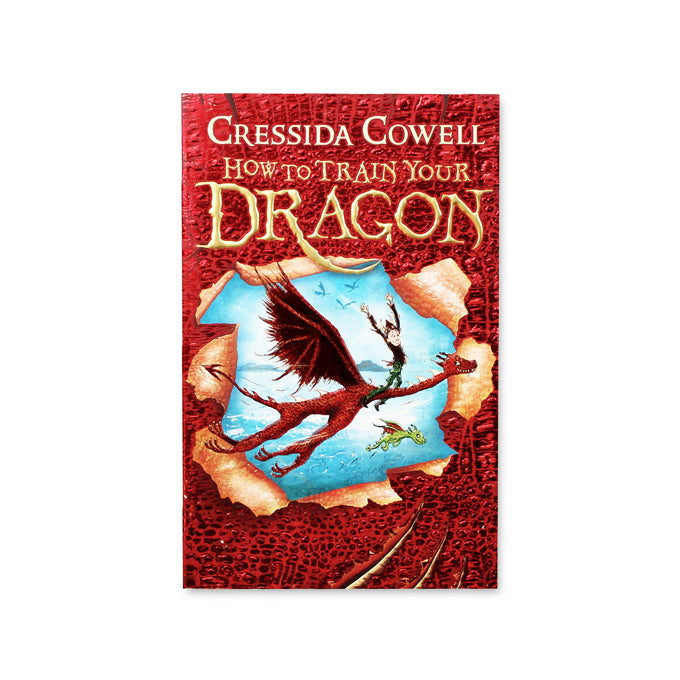 How To Train Your Dragon - Me Books Asia Store