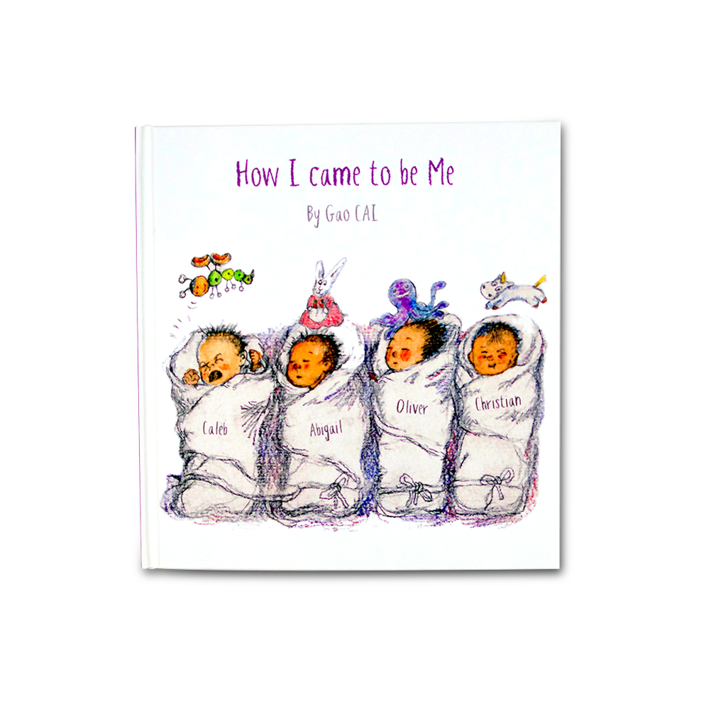 How I came to be Me - Me Books Asia Store