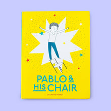 Pablo and His Chair - Me Books Asia Store