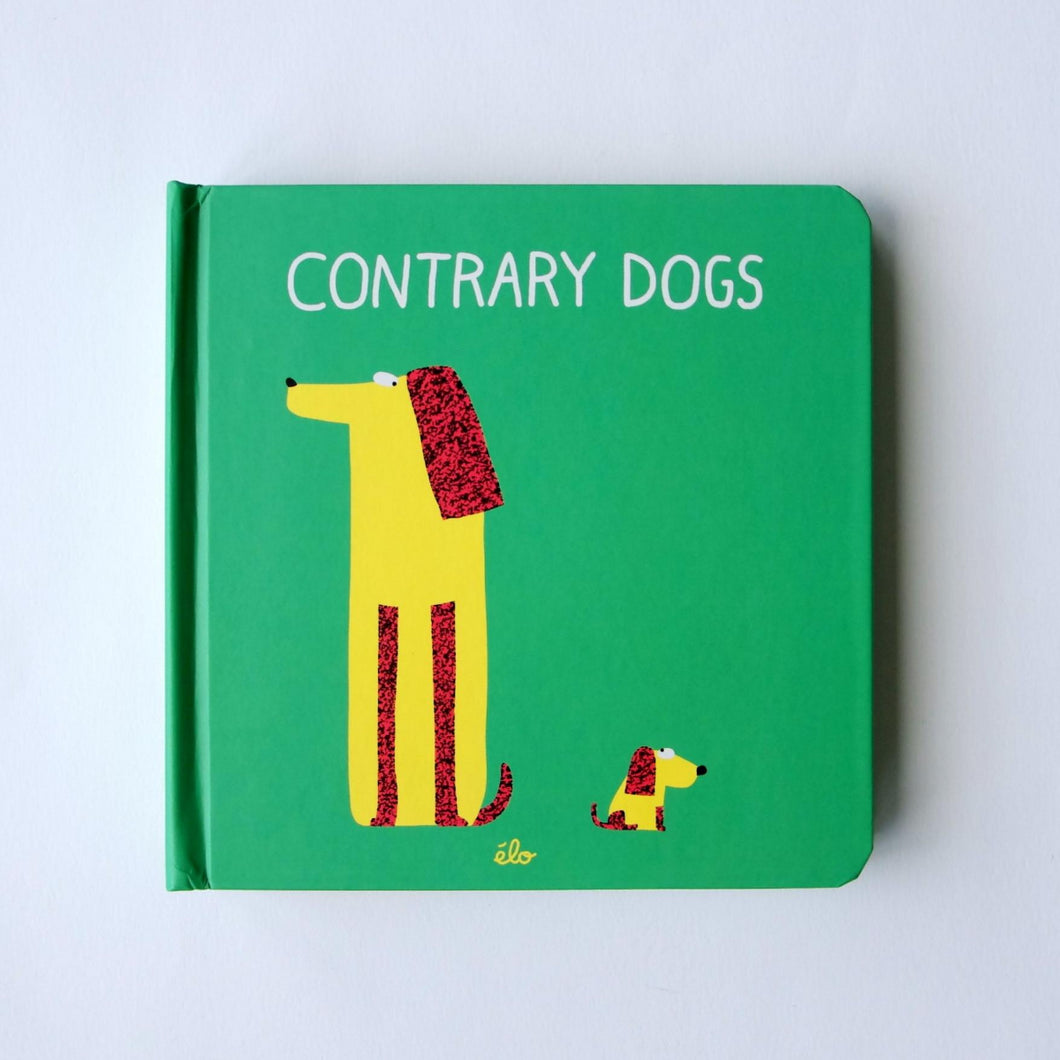 Contrary Dogs - Me Books Asia Store