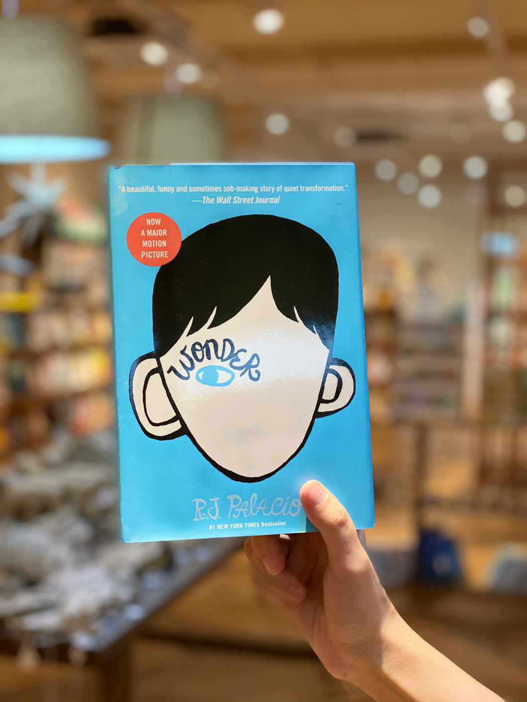 Wonder - Me Books Asia Store
