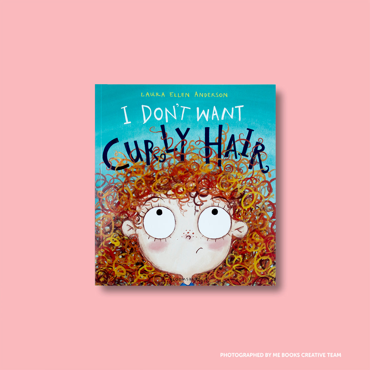 I Don't Want Curly Hair! - Me Books Asia Store