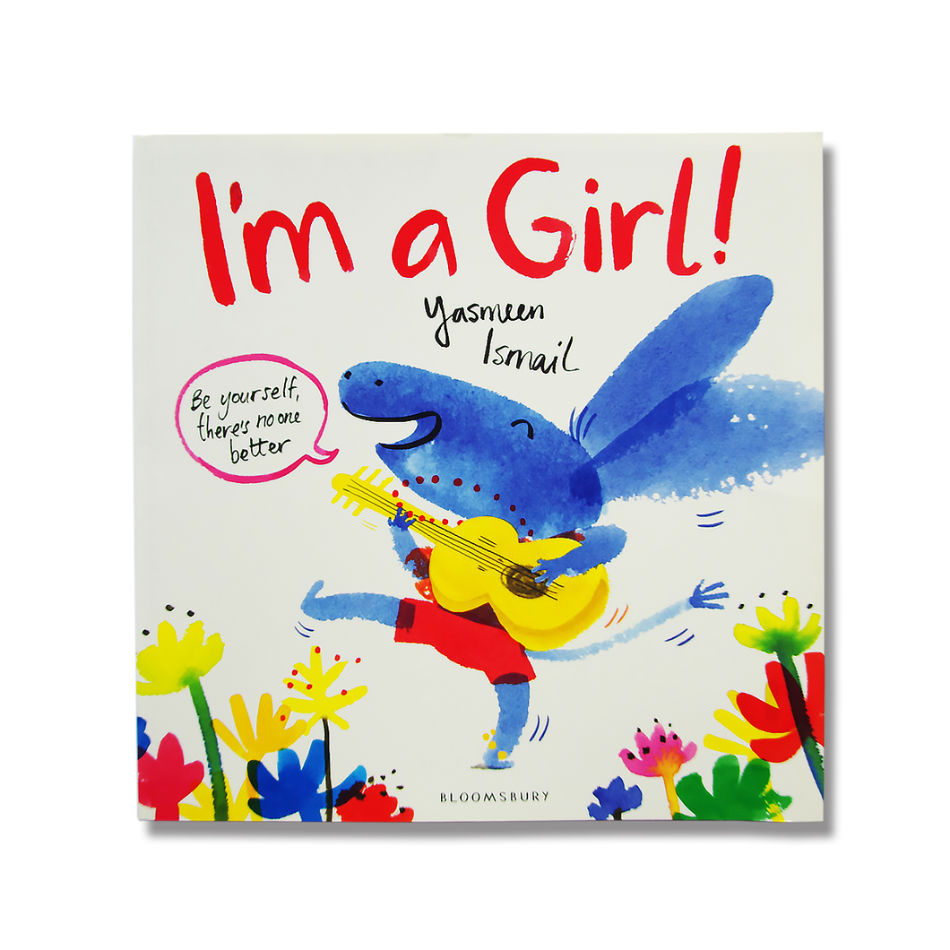 I'm a Girl! - Me Books Asia Store