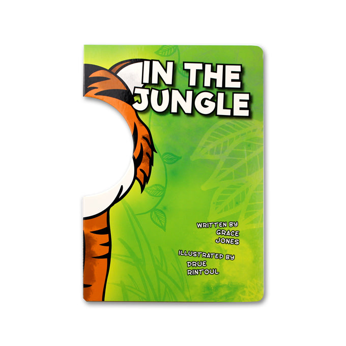 In the Jungle (Funny Faces) - Me Books Asia Store