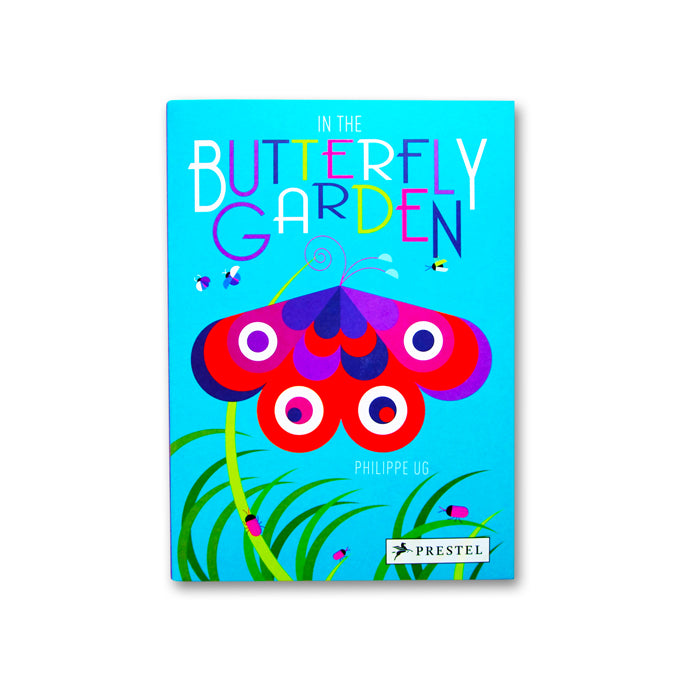 In The Butterfly Garden - Me Books Asia Store