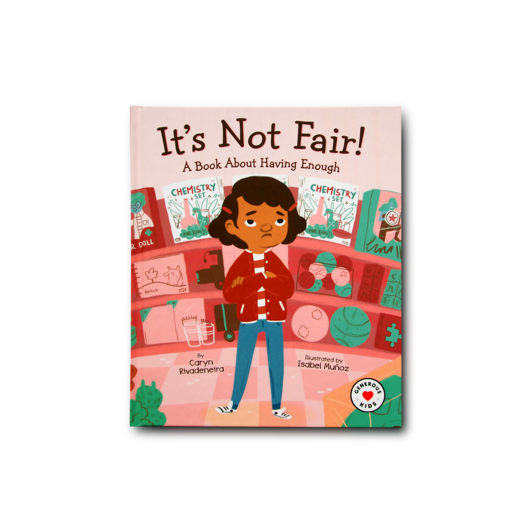 It's Not Fair!: A Book about Having Enough - Me Books Asia Store