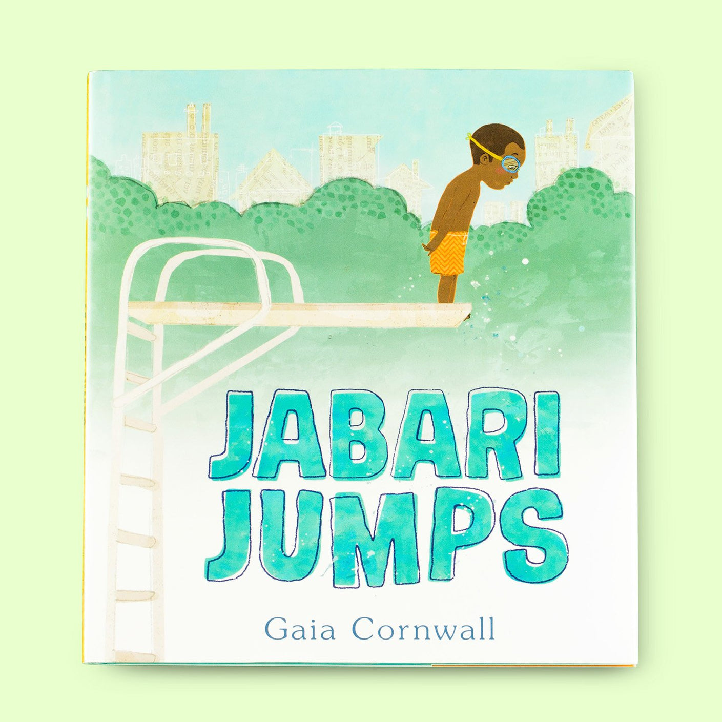 Jabari Jumps - Me Books Asia Store