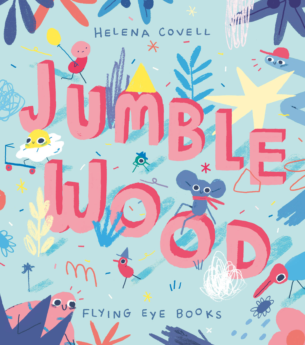 Jumble Wood - Me Books Asia Store