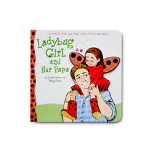 Ladybug Girl and Her Papa - Me Books Asia Store