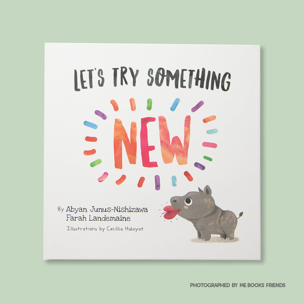Let's Try Something New - Me Books Store
