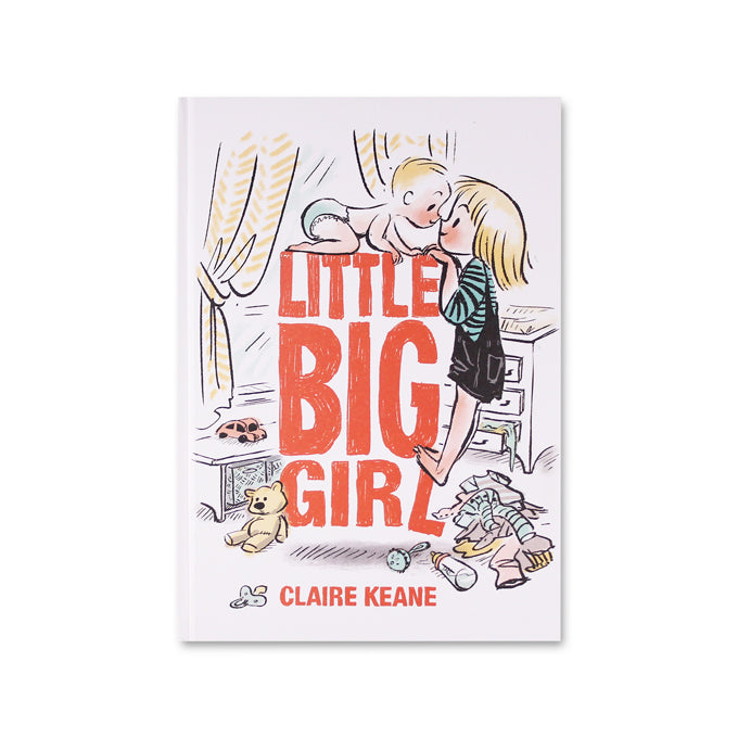 Little Big Girl - Me Books Asia Store