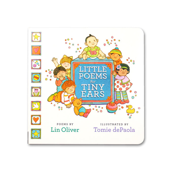 Little Poems for Tiny Ears - Me Books Asia Store