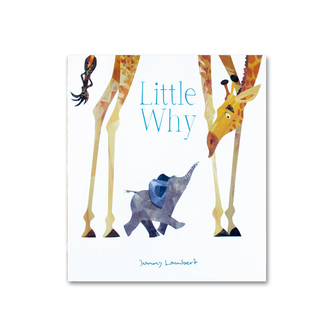 Little Why - Me Books Asia Store