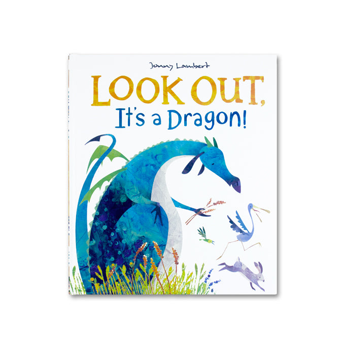 Look Out! It's a Dragon - Me Books Asia Store