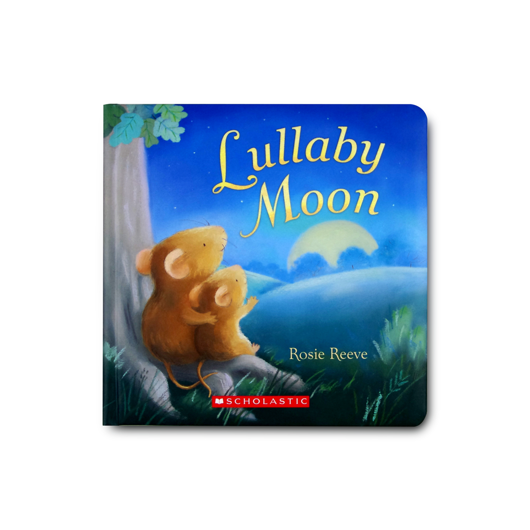 Lullaby Moon - Me Books Asia Store