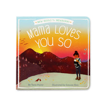 Mama Loves You So (New Books for Newborns) - Me Books Asia Store